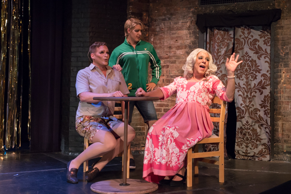 Photo Coverage: First look at Evolution Theatre Company's PRISCILLA QUEEN OF THE DESERT the musical