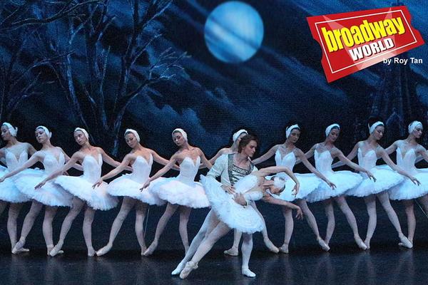 Photo Flash: Inside Look at St Petersburg Ballet Theatre's SWAN LAKE