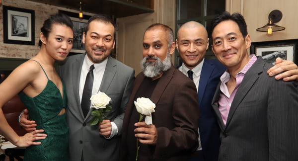 Kim Wong, David Shih, Rajesh Bose, David Huynh and Paul Juhn