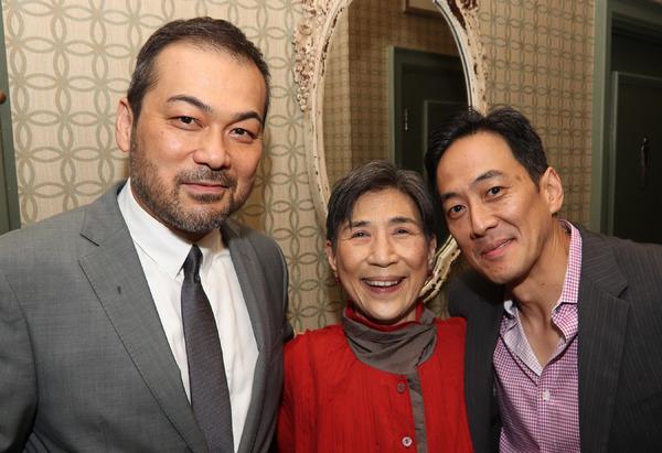 David Shih, Wai Ching Ho and Paul Juhn