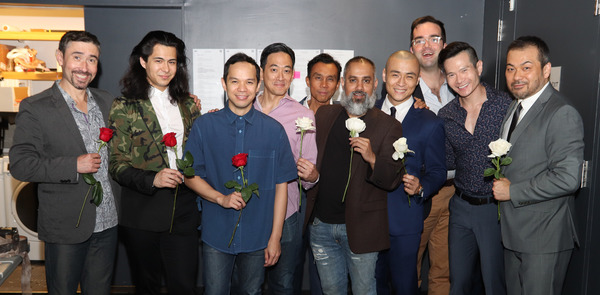 John D. Haggerty, Michelangelo Hyeon, Jon Norman Schneider, Paul Juhn, Ron Domingo, Rajesh Bose, David Huynh, Stephen Brown-Fried, James Seol and David Shih