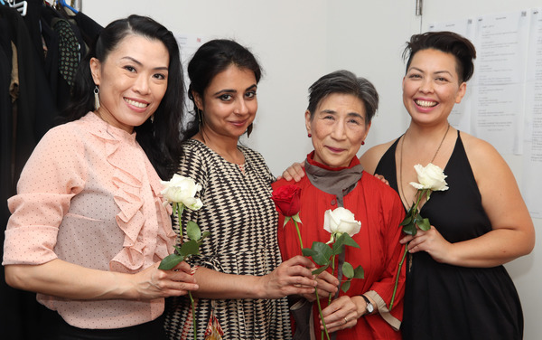 Vanessa Kai, Mahira Kakkar, Wai Ching Ho and Sophia Skiles Photo