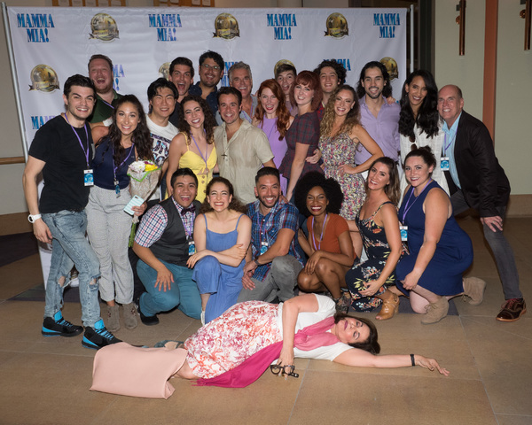 Photo Coverage: 3D Theatricals MAMMA MIA! Opens In Cerritos Center For The Performing Arts