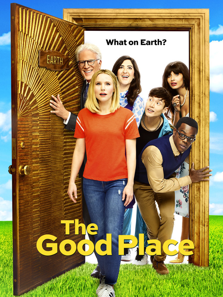 See the New Artwork for Season Three of THE GOOD PLACE