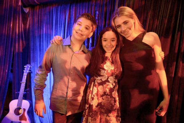 Joshua Turchin, Mckayla Twiggs, Rachel Resheff