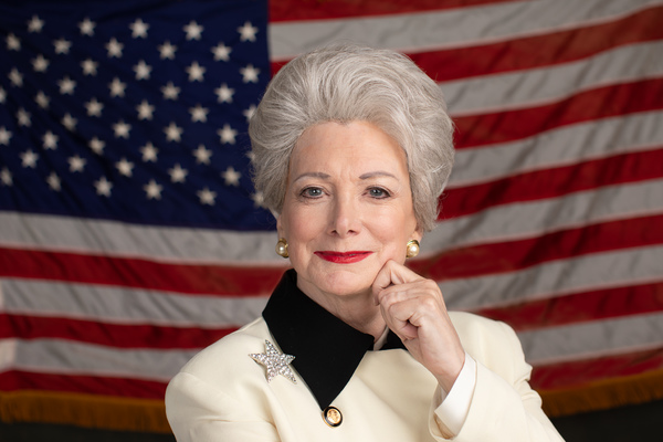 Photo Flash: Margie Boule' Stars as the Inimitable Texas Governor in ANN