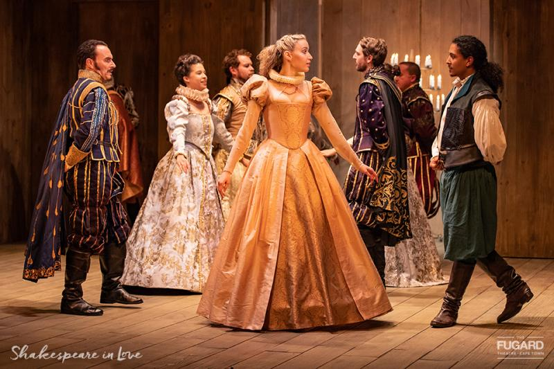 BWW Review: SHAKESPEARE IN LOVE's Enchanting Return To The Fugard Theatre