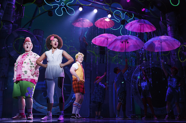 Bye, Bye, Bikini Bottom! SPONGEBOB SQUAREPANTS Takes Final Broadway Bow Today