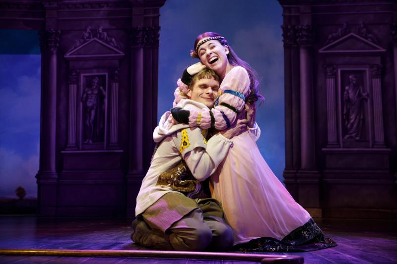 Please Don't Go-Go! HEAD OVER HEELS Will Take Final Broadway Bow Today
