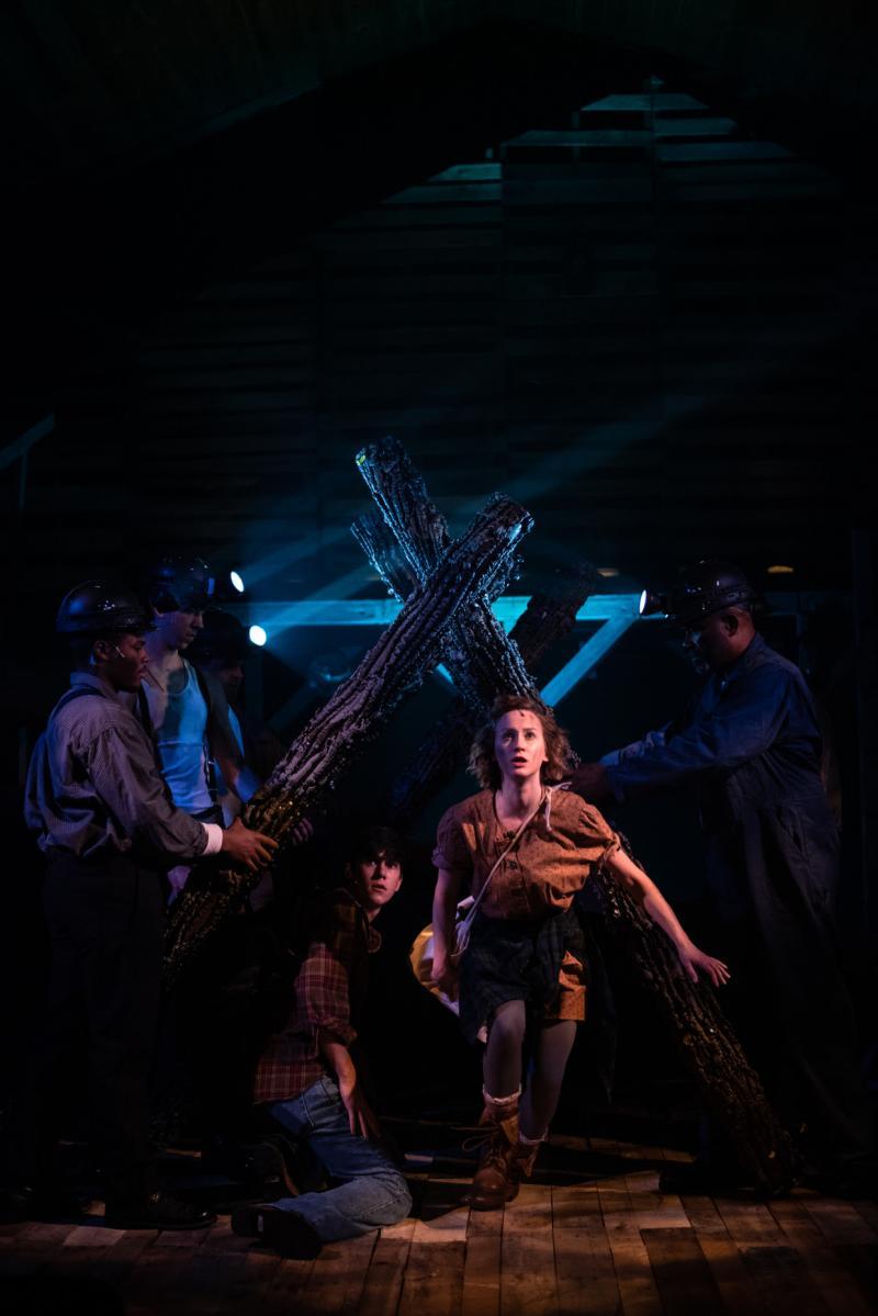BWW Review: Stellar Performances Highlight Street Theatre Company's THE BURNT PART BOYS