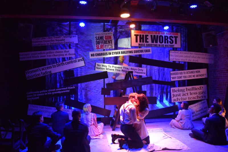 BWW Review: SPRING AWAKENING at The Lounge Theatre is Exactly What America Needs Right Now