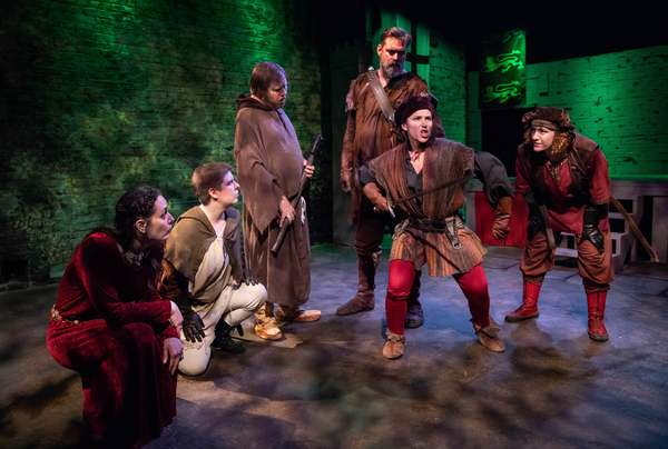 Photos: Theatre of Note Presents MARIAN, OR THE TRUE STORY OF ROBIN HOOD