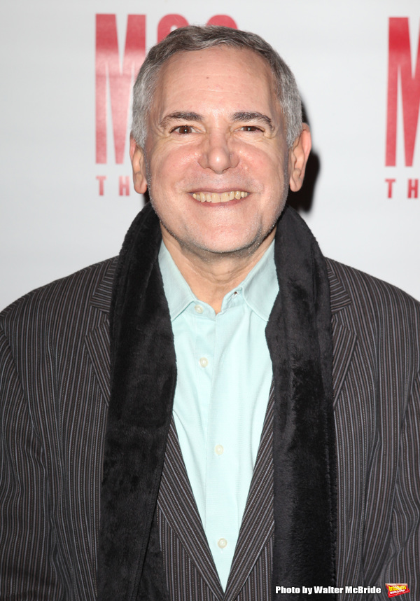 Craig Zadan attending the 'MISCAST 2012' MCC Theatre's Annual Musical Spectacular at The Hammerstein Ballroom in New York City on 3/26/2012.