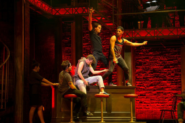 Photo Flash: First Look At JUKEBOX HERO The Musical