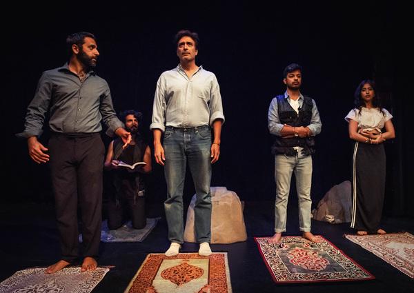 Bobak Cyrus Bakhtiari, Nima Jafari, Ted Monte, Ronak Gandhi, Aneesha Madhok  Photo
