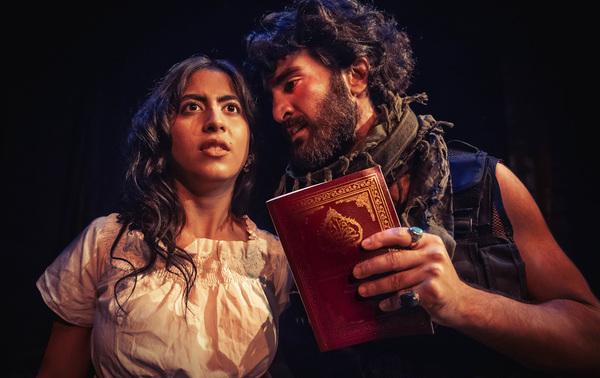 Aneesha Madhok and Nima Jafari  Photo