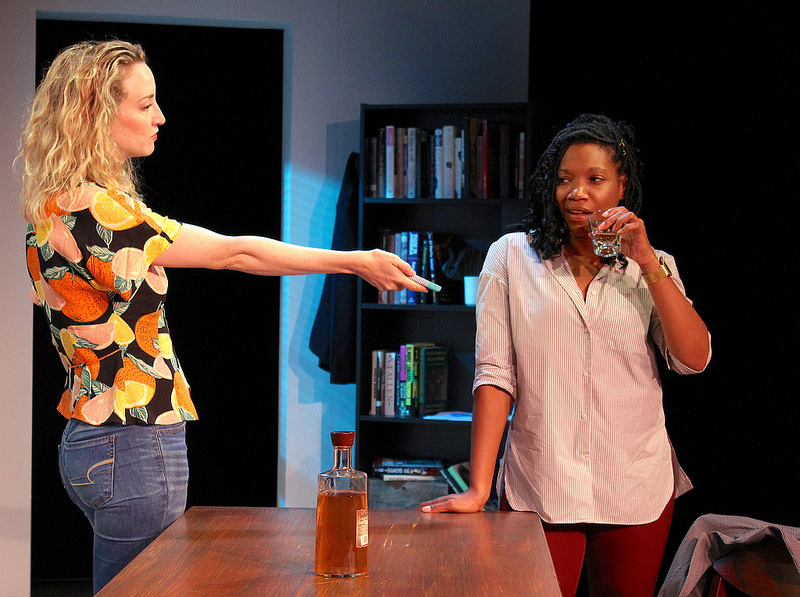 BWW Review: WELL INTENTIONED WHITE PEOPLE at Barrington Stage Company dares audiences to go beyond getting Woke.