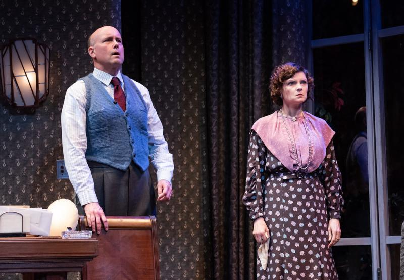 BWW Review: The Mint Revives Lillian Hellman's Intriguing Labor Drama DAYS TO COME