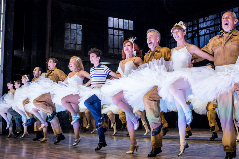 BILLY ELLIOT bate récord en los PREMIOS BROADWAYWORLD