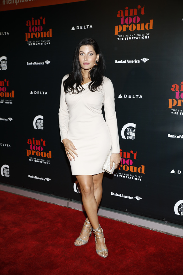 Photo Flash: AIN'T TOO PROUD Celebrates Opening Night in LA