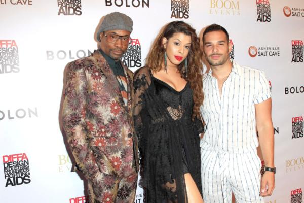 Billy Porter, Hailie Sahar & Johnny Sibilly