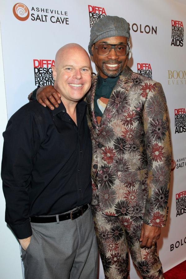 Scott Appel & Billy Porter
