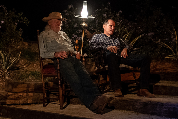 Photo Flash: Circle X Theatre Co. Presents Site Specific World Premiere Play HOLE IN THE SKY