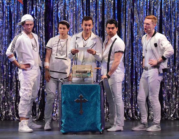 Photo Flash: Get Saved at ALTAR BOYZ at Arizona Broadway Theatre