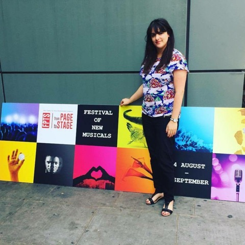 Guest Blog: Katy Lipson On New Musicals Festival FROM PAGE TO STAGE