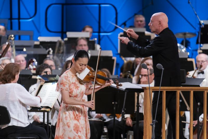 BWW Review: THE BERNSTEIN CENTENNIAL CELEBRATION at Tanglewood Music Center