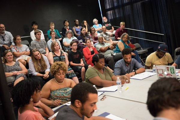 Photo Coverage: Inside Ohio Artists Gathering's SUMMER OF '63 REHEARSAL