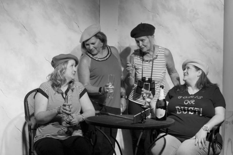 BWW Review: Order Another Round for the SAVANNAH SIPPING SOCIETY at Covered Bridge Players