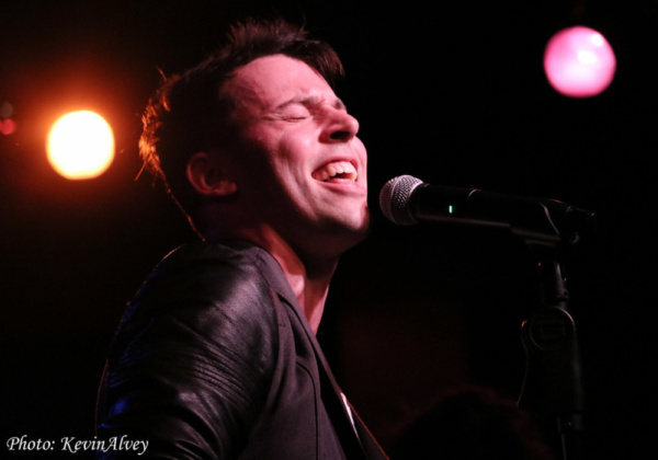 Photo Flash: The Broadway at Birdland Concert Series Presents Dancer/Singer Evan Ruggiero