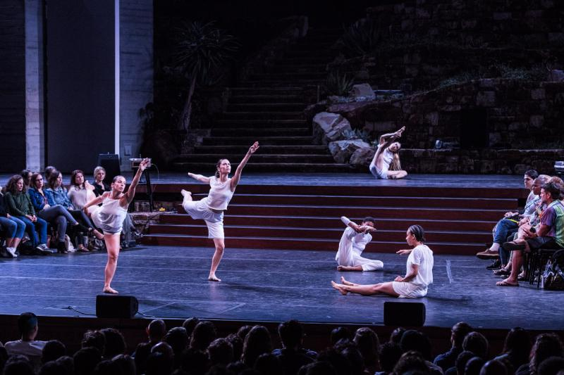 BWW Review: REVELATIONS UNDER A FULL MOON  MOON&  BY SZALT (DANCE CO.) at The Ford Theatre