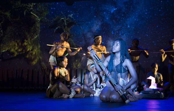 BWW Review: The Authentic African Experience Explodes Onstage with PULA! Botswana on Broadway