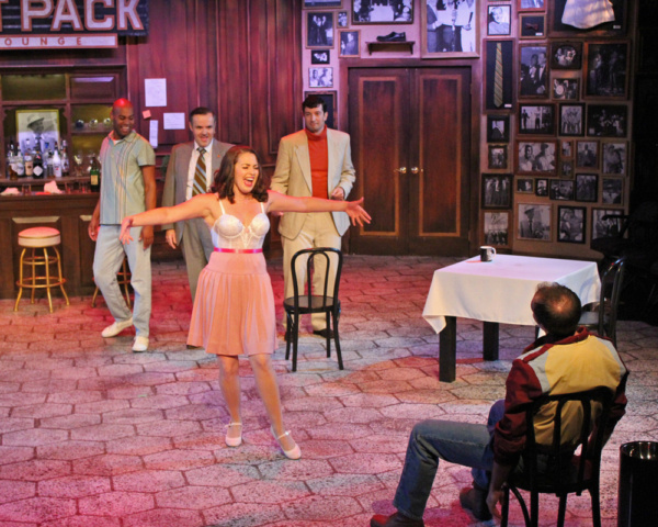 Photo Flash: First Look at CRT's THE RAT PACK LOUNGE Opening Tonight