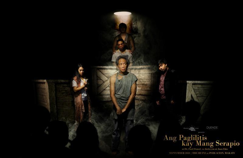 ANG PAGLILITIS KAY MANG SERAPIO Gets 50th-Anniversary Staging