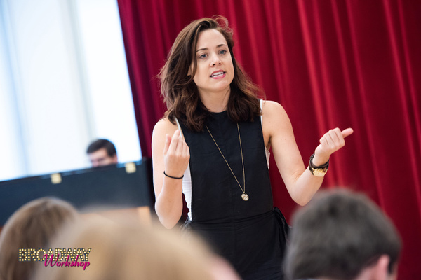 Photos: Stars of MEAN GIRLS, FROZEN, SPONGEBOB and More Stop By Broadway Workshop Summer Intensive