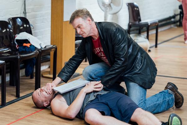 Brian Lonsdale and Paul McEwan Photo