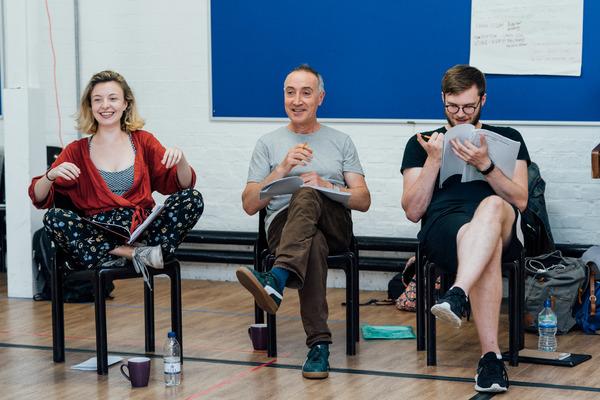 Photos: Inside Rehearsal For ETT's OTHELLO at Oxford Playhouse