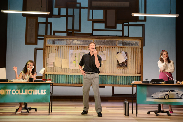 Photo Flash: First Look at Mathew Horne and Ed Speleers in the UK Tour of RAIN MAN