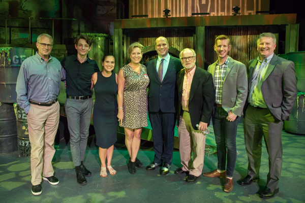 Photo Coverage: Inside Ohio Artists Gathering's THE BIG TABLE