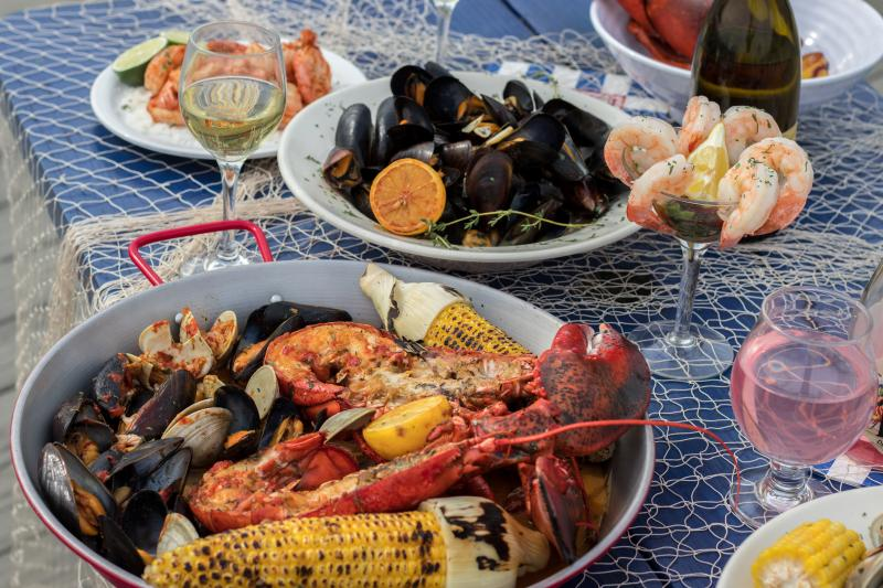 Photo Coverage: SURF CITY in Jersey City Presents Claws 2 Lobster Festival