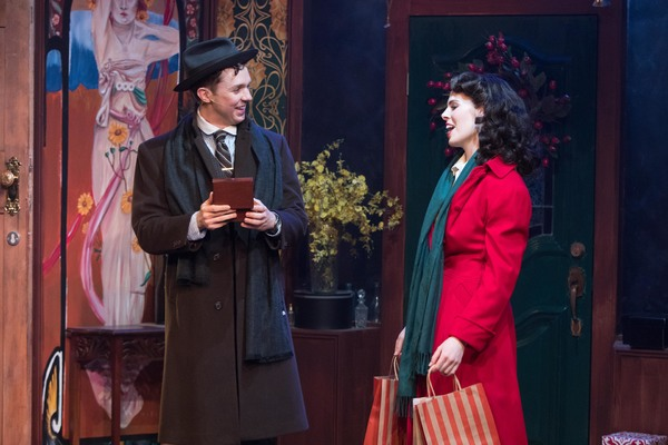 Photo Flash: SHE LOVES ME Comes to Hayes Theatre Co.