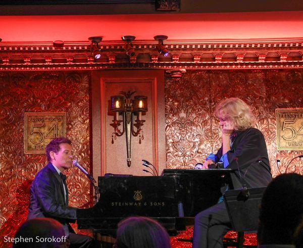 Michael Feinstein & Christine Ebersole