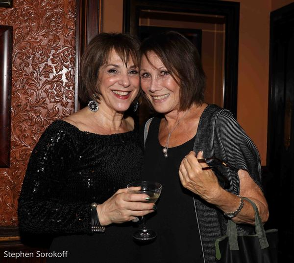 Photo Coverage: Michele Lee and Sara Bareilles Visit Jana Robbins and Haley Swindal at Feinstein's/54 Below