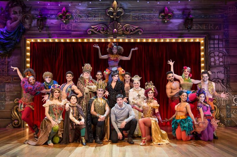 BWW Review: Classic of the 70's PIPPIN is Revived in Brazil With Great Success