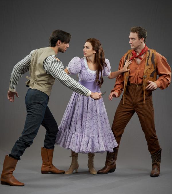 David Sajewich, Sarah Ellis, and Blake Price  Photo