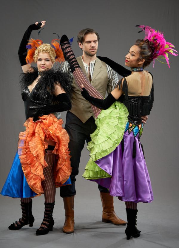 Claire Logan, David Sajewich, and Karilyn Surratt  Photo