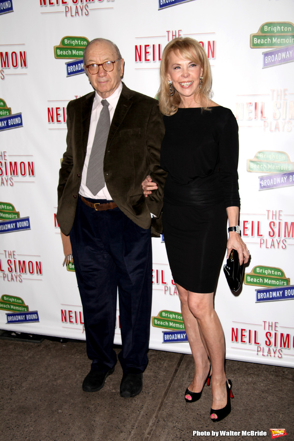 Photo Flash: Remembering Legendary Playwright Neil Simon